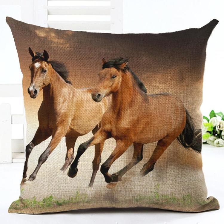 Kuddfodral - Djur - Häst 14