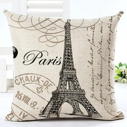 Kuddfodral - Paris - Eiffeltornet 1