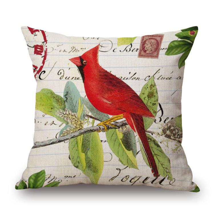 Kuddfodral - Fåglar 33