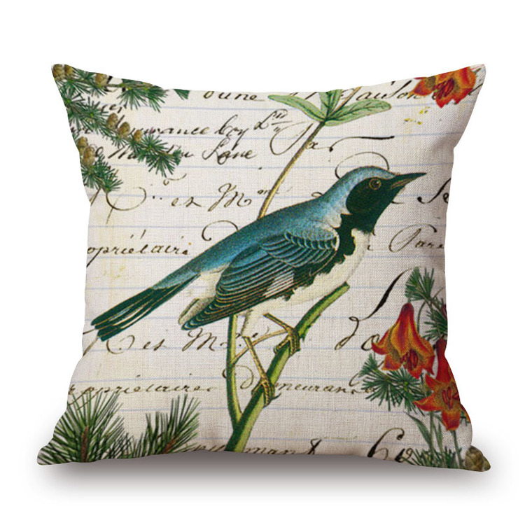 Kuddfodral - Fåglar 39
