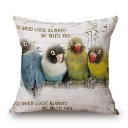 Kuddfodral - Fåglar 40