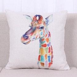 Kuddfodral - Djur - Giraff 1