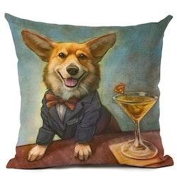 Kuddfodral - Djur - Hund 18