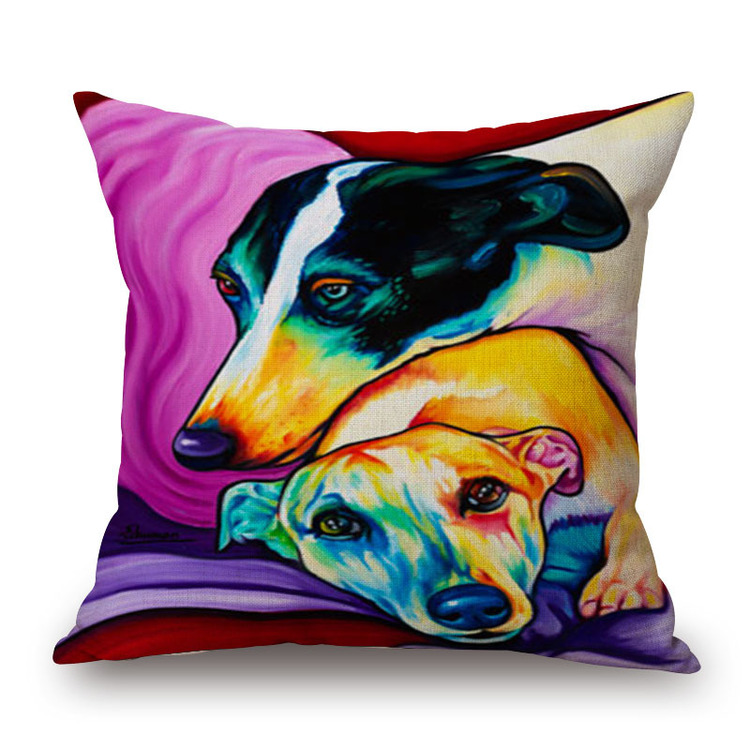 Kuddfodral - Djur - Hund 28