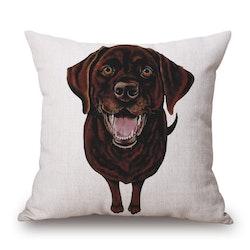 Kuddfodral - Djur - Hund 45