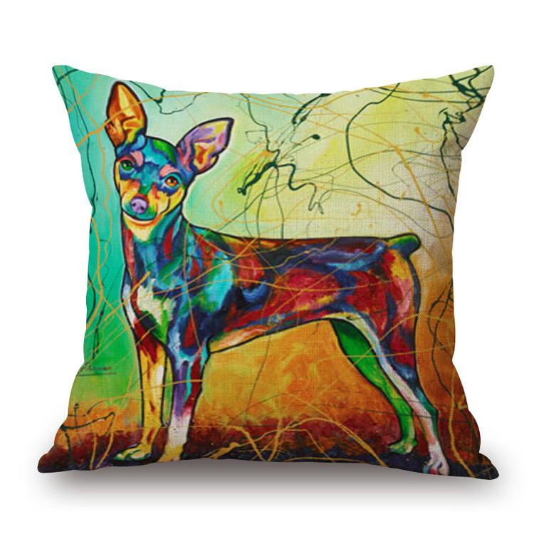 Kuddfodral - Djur - Hund 65