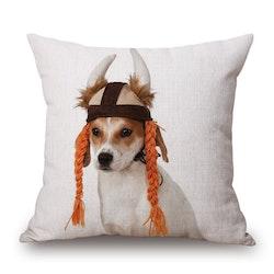 Kuddfodral - Djur - Hund 67
