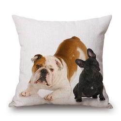 Kuddfodral - Djur - Hund 90