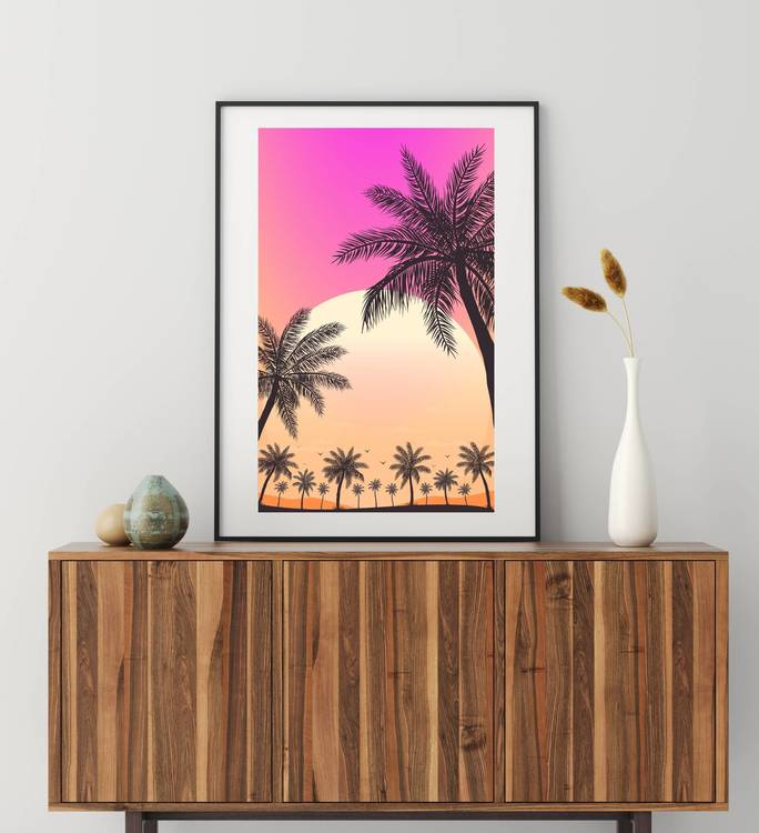 Posters - Sunset Beach