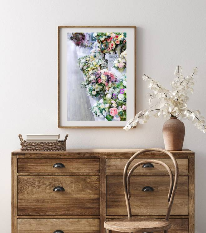Posters - Blommor