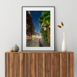 Posters - Riviera street