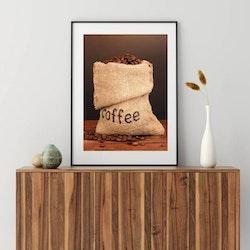 Posters - Kaffebönor