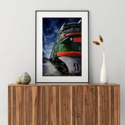 Posters - Tåg