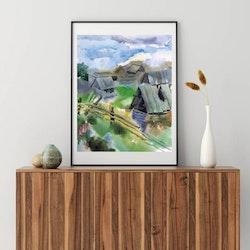 Posters - Landsbygd