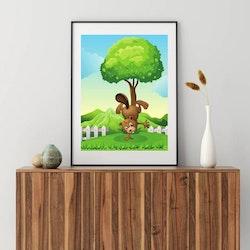 Posters - Barn bäver