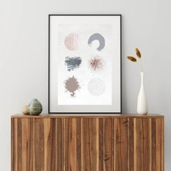 Posters - Abstrakt Art No.22