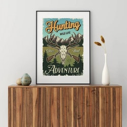 Posters - Hunting