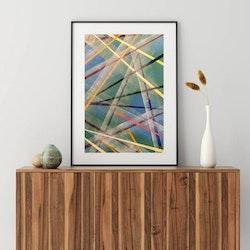 Posters - Abstrakt Art No.4