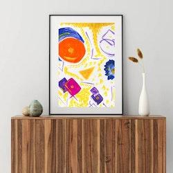 Posters - Abstrakt Art No.15