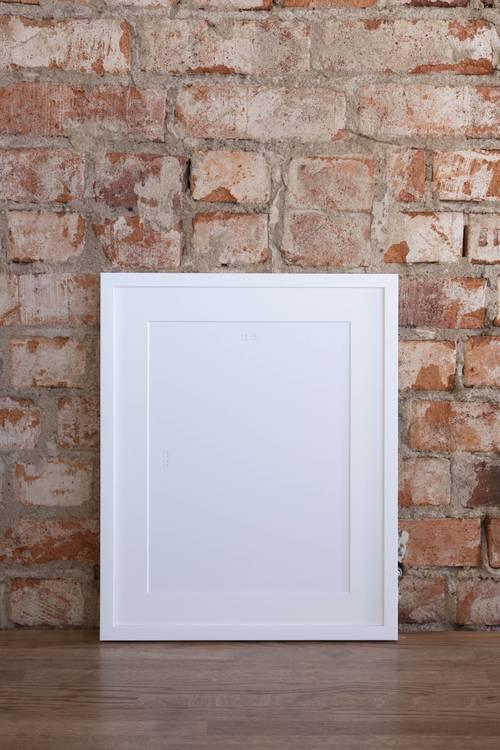 Tavelram - 40x50 cm
