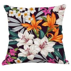 Kuddfodral - Natur - Blommor 100