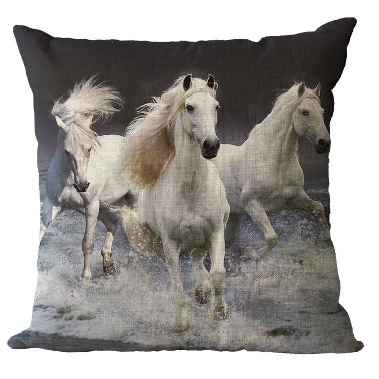 Kuddfodral - Djur - Häst 4
