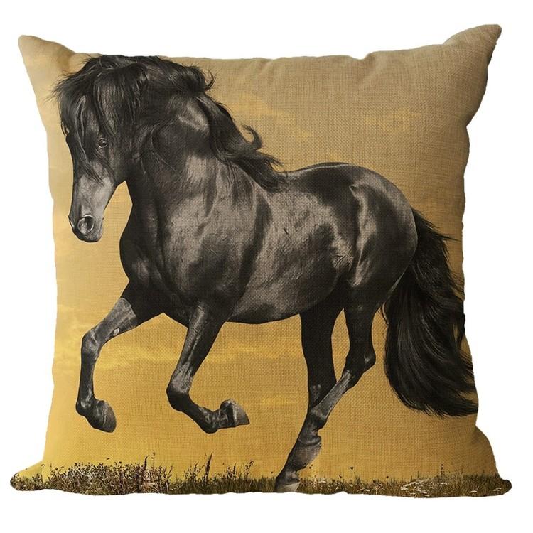 Kuddfodral - Djur - Häst 9