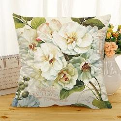 Kuddfodral - Natur - Blommor 244