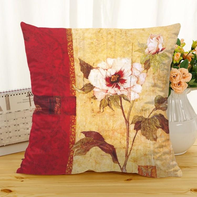 Kuddfodral - Natur - Blommor 264