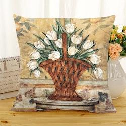 Kuddfodral - Natur - Blommor 294