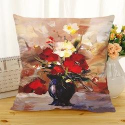 Kuddfodral - Natur - Blommor 298