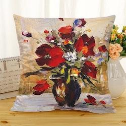 Kuddfodral - Natur - Blommor 299