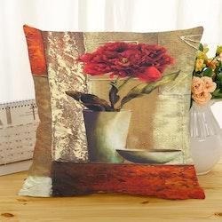 Kuddfodral - Natur - Blommor 324