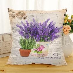 Kuddfodral - Natur - Blommor 331