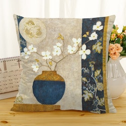 Kuddfodral - Natur - Blommor 335