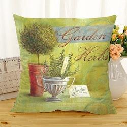 Kuddfodral - Natur - Blommor 341