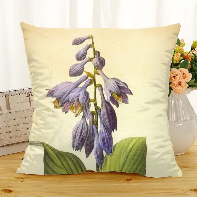 Kuddfodral - Natur - Blommor 181