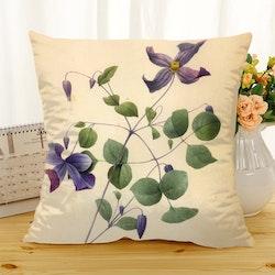 Kuddfodral - Natur - Blommor 184