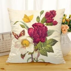 Kuddfodral - Natur - Blommor 185