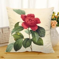 Kuddfodral - Natur - Blommor 191