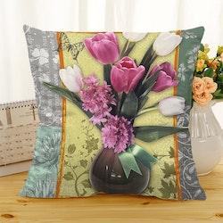 Kuddfodral - Natur - Blommor 195