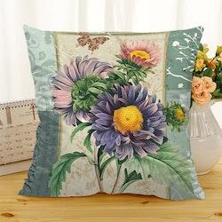 Kuddfodral - Natur - Blommor 197