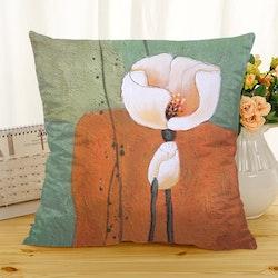 Kuddfodral - Natur - Blommor 218