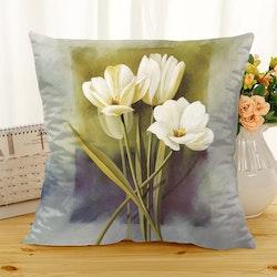 Kuddfodral - Natur - Blommor 222