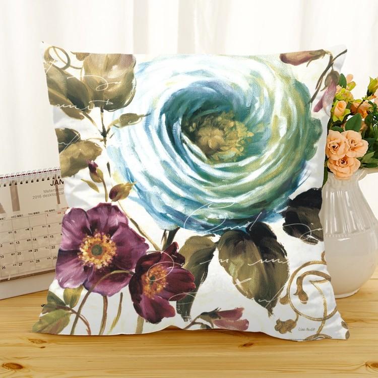 Kuddfodral - Natur - Blommor 230