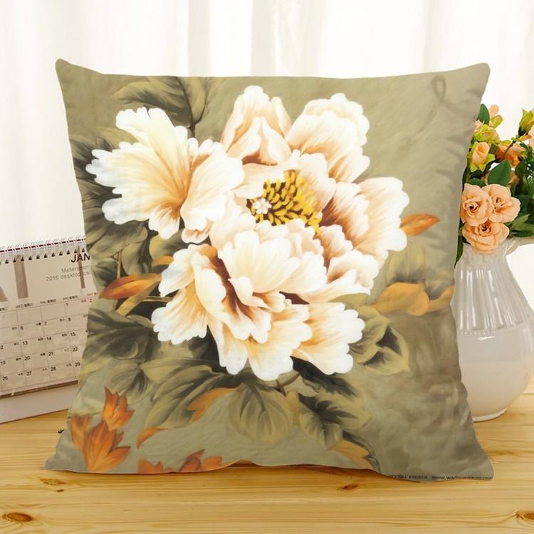 Kuddfodral - Natur - Blommor 232