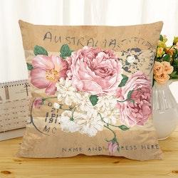 Kuddfodral - Natur - Blommor 243