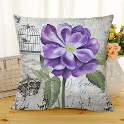 Kuddfodral - Natur - Blommor 250