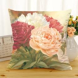 Kuddfodral - Natur - Blommor 252