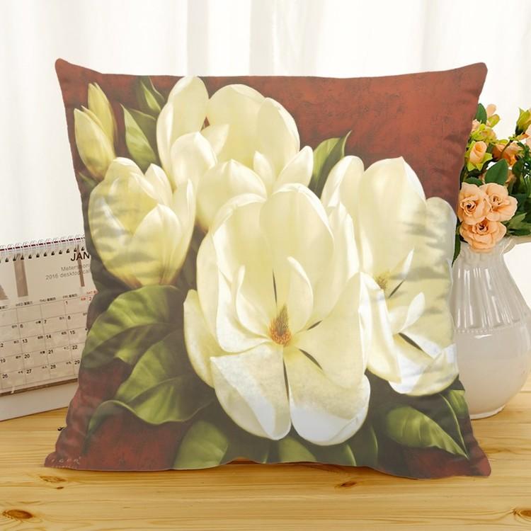 Kuddfodral - Natur - Blommor 255